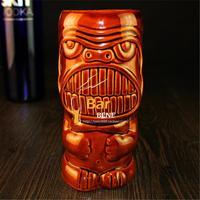 Popular 2014 New Collection Bar Furnishing Articles Tiki Mug Hawaii Home Decoration Creative Ceramic Cocktail Cup