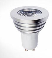 2014 NEW 3.5W 4W AC220V  E27 GU10 E14 & Mr16 12v RGB LED Bulb 16 Color Change AC220v 230v  decoration with IR Remote 100pcs
