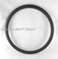 FULLFUN 38mm 28mm wide Tubular Disc Brake Carbon Rims 700C Wheels Road Bike Full Carbon UD Matte One Piece U Shape Fixed Gear