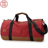 Mipac sports bag gym bag casual one shoulder handbag travel bag cylinder basketball bag mi-pac free shipping