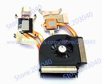 original heatsink FAN for HP DV6 DV6-2000 DV6-2100 579158-001 600868-001 UP6 FCNUP6K  INTEL i5 radiator