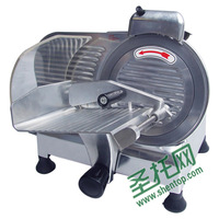 Shentop  STBU001 Stainless Steel meat cutter 8 inch semi automatic meat cutting machine Meat Slicer