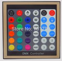 DMX panel master controller;DC12-24V input;DMX 512 Signal output