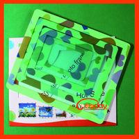 Magic hook sets and waterproof photo frame