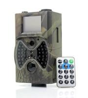 Hot Sale 2.5 inch TFT LCD 940nm 5 Mega pixel Color CMOS Sensor Trail Scouting Hunting Camera HC300