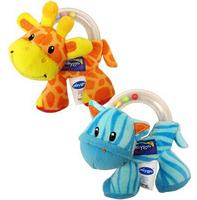 Free Shipping Baby Toys Juguetes 2014 New Christmas Gift Baby Playgro Cartoon Giraffe&Zebra Baby Hand Plush Toys Rasteiras KT023