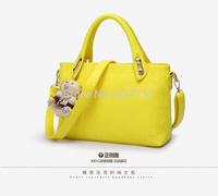 genuine leather bag portable shoulder bag women leather bag bolsa de mujer