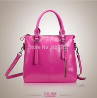 genuine leather bag shoulder bag women leather bag bolsa de mujer
