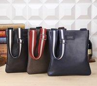 New Men's Designer Handbags High Quality Genuine Leather Handbag Men Tote Shoulder Bags DHL Free Shipping 3Color MY-M0051