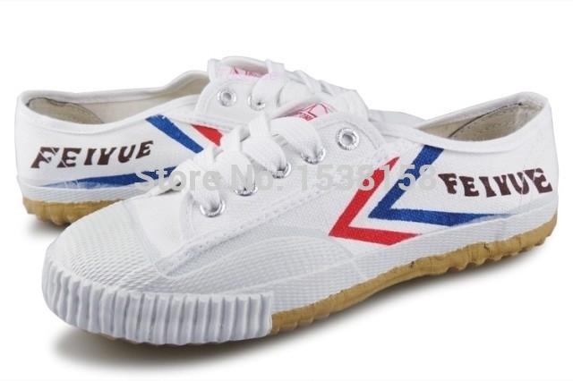 Classic White 501 Tai Chi Barefoot Hot selling fashion sneakers Jeet Kune Do Bruce Lee(China (Mainland))