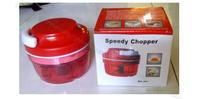 Superior Quality Convenient Kitchen Manual Twist Chopper Multifunctional Hand Vegetable/Fruit Speedy Chopper Power Free