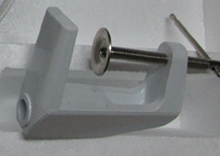 Clamp for 8066D2-4C magnifying lamp