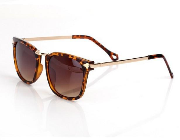 Free shipping 2015 Unisex New Trendy Arrow Designer Sunglasses Tops For Women Dress Frame Glasses Eyewear Fashion(China (Mainland))