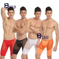 Hot Sale High Quality Men's Long Underwear Mesh Underwear for Men Hot Underwear for Men Promotional discounts Wholesale