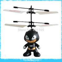 Hot Remote Sensing Flying Fairy Batman Doll Toy brinquedos juguetes Christmas Gift Free Shipping