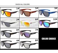 Hot European American Fashion Cycling Sunglasses Mens Women Outdoor Sport Eyewear Sunglasses