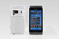 FREE SHIPPING NEW DESIGN HARD  BACK CASE COVER SKIN COATING FOR NOKIA N8