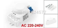 SK-801 Microwave Motion Sensor Detector Switch Wireless Module 5.8GHz AC 220-240V