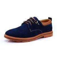 Newest bullock origin cowskin genuine leather + cow muscle sole shoes men sneakers EU size 38-46