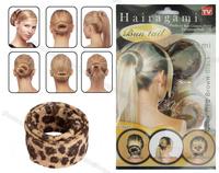 Hot sale Fashion Hair Band, Accessories,Hairpin Hairagami Bun Tail Hairagami Brand New as seen on TV
