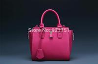 fashion genuine leather bag portable shoulder bag women leather bag bolsa de mujer