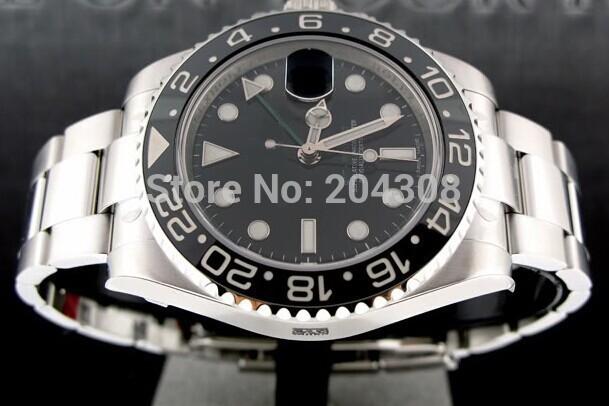 GMT MASTER II 116710 LN