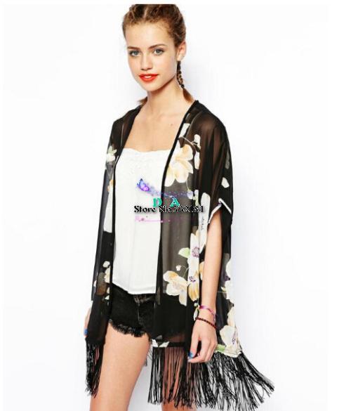 Женские блузки и Рубашки Brand new  Kimono Cardigan  женские блузки и рубашки kimono cardigan 2015