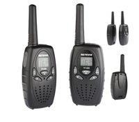 2pcs a pair A1026B RETEVIS RT628 Walkie Talkie 0.5W UHF Europe Frequency 446MHz LCD Display Portable Two-Way Radio 8CH PMR radio