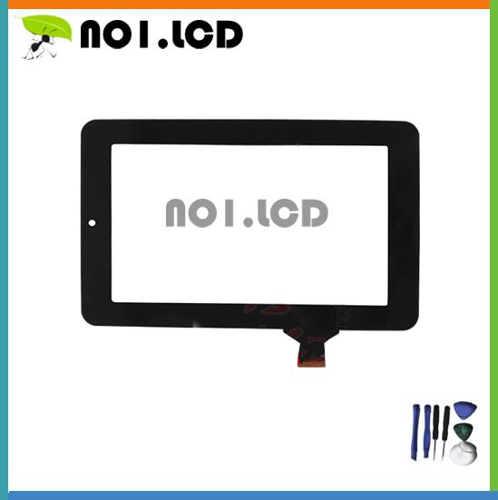 Панель для планшета NO.1 7  EXPLAY surfer 7.02 hld/gg705s/g/2028a/cp/v00 HLD-GG705S-G-2028A-CP-V00 free shipping 10pcs pic16f72 i so