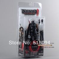 "Free Shipping Ninja Gaiden II Ryu Hayabusa Neca Player Select Action Figure New in Box 7""18CM MVFG112"