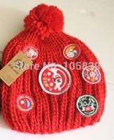 Children's hat Parent-child caps Baby Knitted Cap Baby Beanie/bernat linecap Fashion Baby Hat Knitted Winter Caps