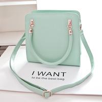 2014 trend fashion brief handbag shoulder bag bags messenger bag fashion handbag women's