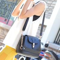 2014 all-match fashion bucket bag chain one shoulder handbag women's handbag bag bags shoulder bag messenger bag