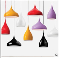 Modern Minimalist Aluminum Pendant Light Living Room Lights Restaurant Lights Single Head Creative Pendant Lamp
