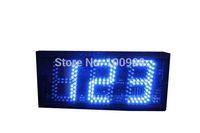 "Godrelish 5"" Blue Led Countdown clock 3 digital  wall clock led countdown timer"