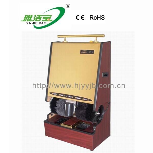 big company style automatic shoe polisher for visitor(China (Mainland))