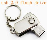 Real capacity Discount nownow Metal rotary usb flash drive 1gb 2gb 4gb  8gb 16gb  plate usb flash pen drive stick