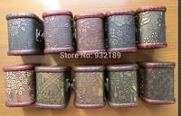 Customized shabby Wooden Trinket Box wooden treasure chest