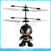 Remote Sensing Flying Fairy Batman Doll Toy brinquedos juguete Christmas Gift,Flying Fairy Batman Sensor RC Helicopter