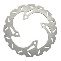 Motorcycle Rear Brake Disc Rotor Fit For HONDA NSS250 CB-1 CB400 CB400F CB500 CB750 XL600 XL650 XRV650 CBR250 FES250 PS250 CB250