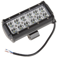 2520Lm 36W High-Power Waterproof 12 x 3W CREE Bead LEDs Offroad LED Work Light