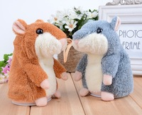 Top Quality! 2014 New Kids/Children Electronic Toys Speak Talking Sound Record Hamster Plush Toy b4