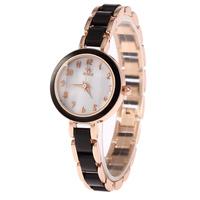 HOT SALE 2015 New Arrival Fashion Women Casual Quartz Watches Women Dress Watches Ceramic Watch