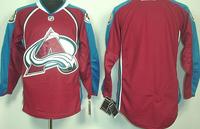 Customized Avalanche Jersey blue red,Men's Ice Hockey jersey,Colorado Avalanche ,Embroidery logos, M-XXXL