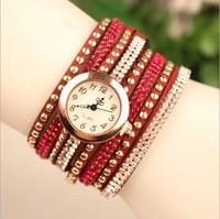 Hot Sale Revit Rhinestone Quartz Watches Casual Women's Watches,Fashion Luxury Brand Women Dress Watches Bracelet Wristwatches