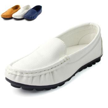 Мода детская обувь обувь для девочек мальчиков обувь высокое качество кожи детская одежда обувь мягкой дышащей детская одиночные обувь мальчиков обувь