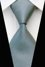 CON54 Mens Ties 2015 New Man s Fashion Accessories Dot Stripe Classic 100 Silk Neck Tie