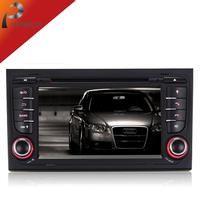 2 din car audio dvd gps for audi a4 2003-2008+audio radio 3g navigation autoradio steering wheel head unit SD USB Aux Pc