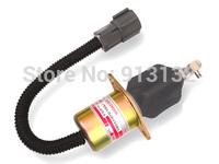 Fuel shutdown stop solenoid valve Fuel Shutdown shutdown solenoid 3990771 shut off solenoid SA-4931-24 24V