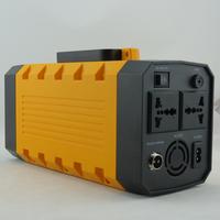 800W output AC 220v power bank portable power supply